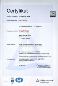 certyfikat (aktualności)